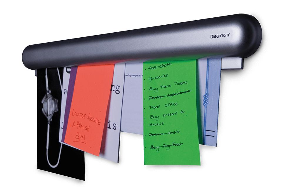 refrigerator note holder