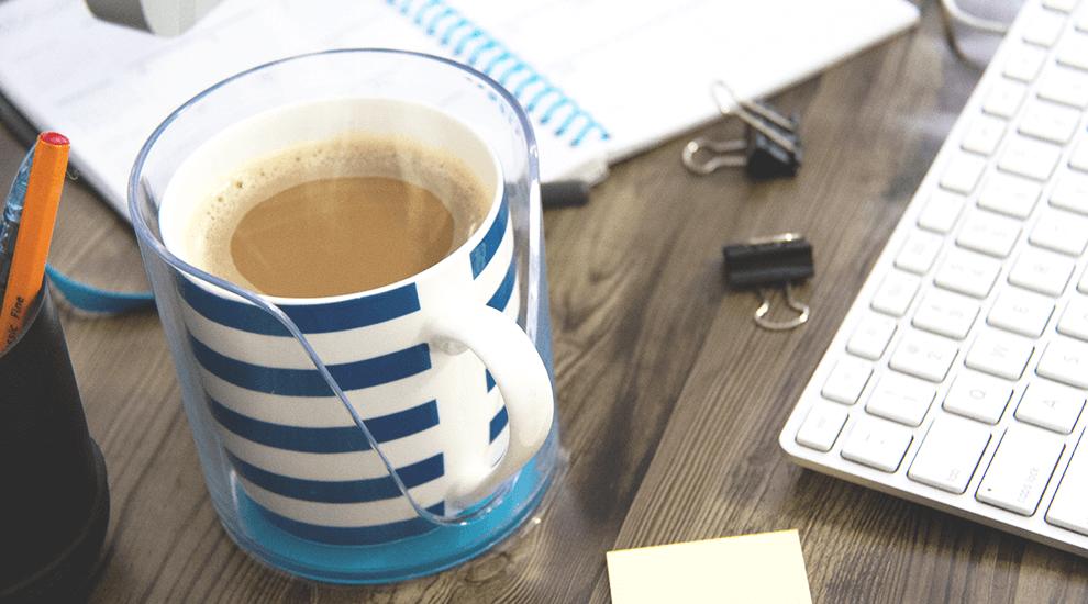 desk drink holder
